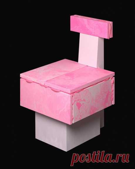 Я был удивлен такому розовому стулу от Корейских дизайнеров | Гуд ворк 🛠 | Яндекс Дзен