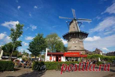 Места в Амстердаме, куда ходят сами амстердамцы (25 фото) . Тут забавно !!!