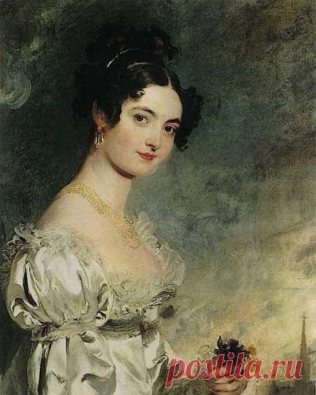 SIR THOMAS LAWRENCE (1769-1830), Lady Selina Meade
