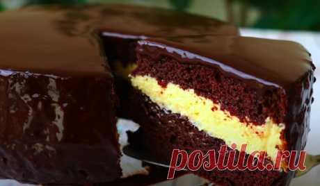 Невероятно нежный шоколадный десерт: рецепт изысканного праздничного торта «Эскимо» | Noteru.com