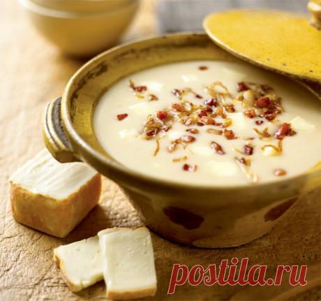 5 самых вкусных сырных супов: рецепты