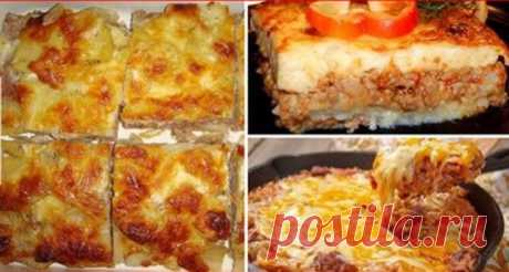 TOP-10 juicy, tasty baked puddings for dinner