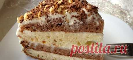 Сметанный торт – классический рецепт в духовке или без выпечки. Как сделать сметанный крем для торта густым?