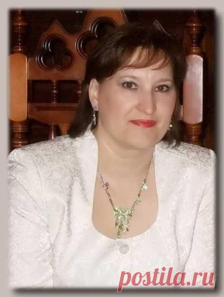 Марина Паршакова