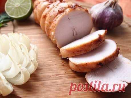 Куриная пастрома — Sloosh – кулинарные рецепты
