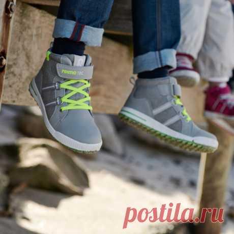 Детская обувь Reima на весну.