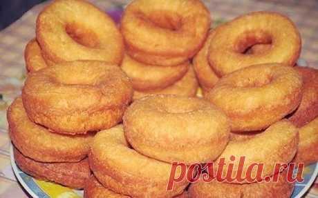 Как приготовить творожные пончики - рецепт, ингредиенты и фотографии