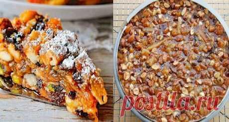 Итальянский десерт «Панфорте»: польза зашкаливает