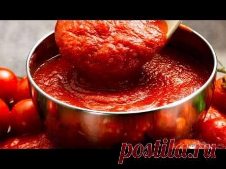 Соус к мясу из помидоров и сладкого перца рецепт от шеф-повара / Илья Лазерсон