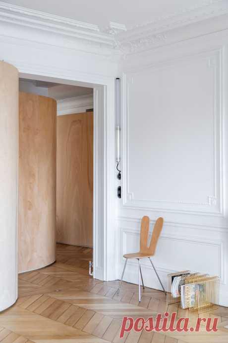 Квартира для молодой семьи по проекту Габриель Толедано • Интерьер+Дизайн