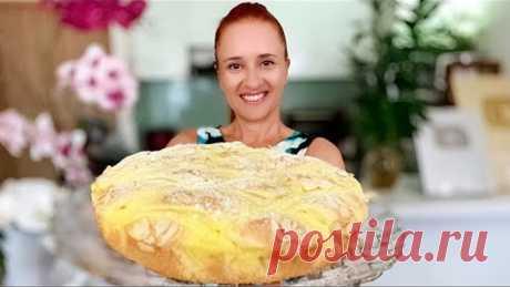 """ТАЮЩИЙ ПИРОГ с заварным кремом Быстро и очень вкусно Люда Изи Кук пирог дома Custard Cream Pie НЕЖНЫЙ ПИРОГ с ЗАВАРНЫМ КРЕМОМ из самых простых продуктов к вечернему чаепитию. Очень вкусный, буквально тает во рту. Обязательно приготовьте и попробуйте! Невероятное наслаждение!   🥇 на моем канале ЕЩЕ 1.500 Рецептов! ПОДПИШИТЕСЬ! ➡ https://www.youtube.com/user/LudaEasyCook?sub_confirmation=1 и Включите КОЛОКОЛЬЧИК 🔔 который находится РЯДОМ с КНОПКОЙ """"Подписаться""""  🌈 ПРАЗДНИЧ..."""