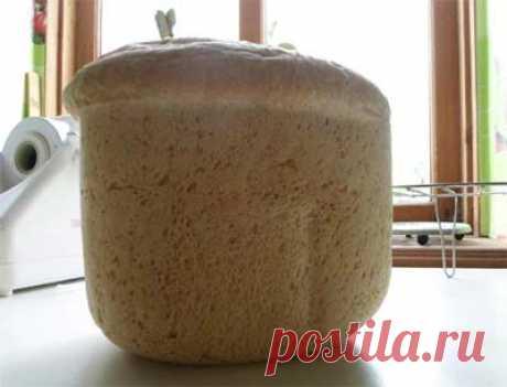 Отрубной хлеб в хлебопечке: рецепт который получается всегда