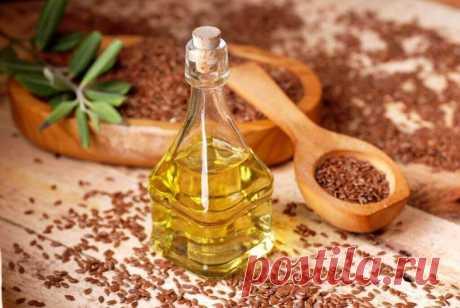 Льняное масло — природный кладезь женской красоты и здоровья