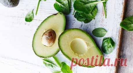 5 удивительных изменений, которые произойдут со здоровьем, если есть авокадо каждый день