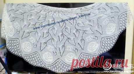 Шали, шарфы, палантины | Записи в рубрике Шали, шарфы, палантины | Дневник Sunflower_2014