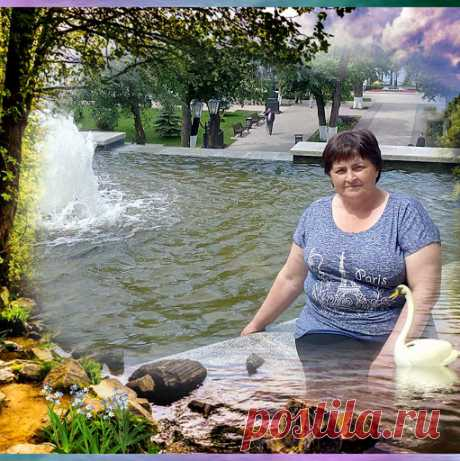 Людмила Некипелова