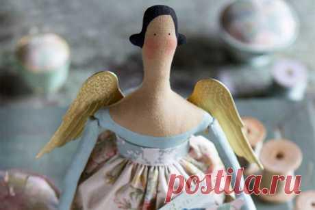 "Как сшить куклу ""Тильда""   all Dolls"