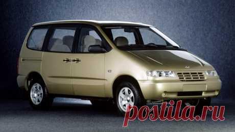 Lada (ВАЗ) 2120 (Nadezhda) «Надежда АвтоВАЗа» | AUTOSPAWN
