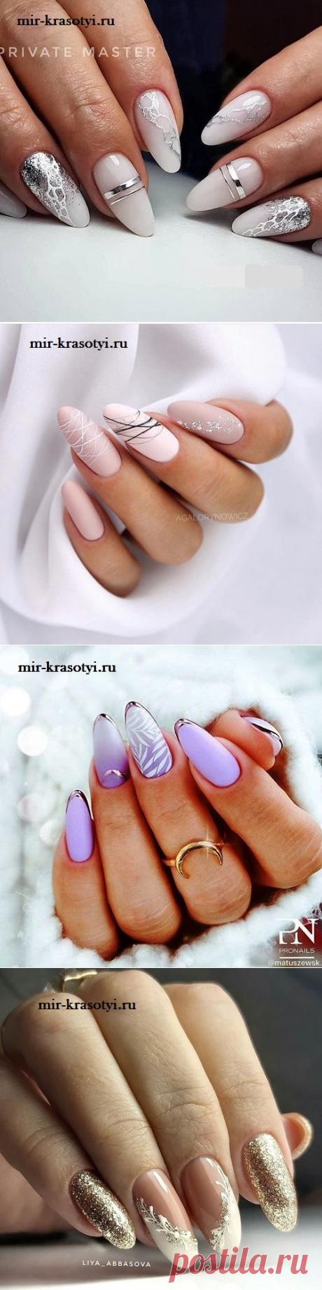 30 лучших дизайна ногтей на лето