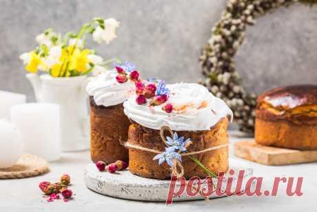 Рецепты веганского кулича: с апельсиновой цедрой и шоколадный - Beauty HUB