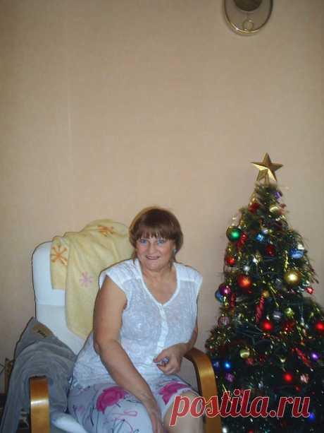 Валентина Савостина