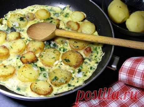 Крестьянский завтрак рецепт – завтраки. «Еда»