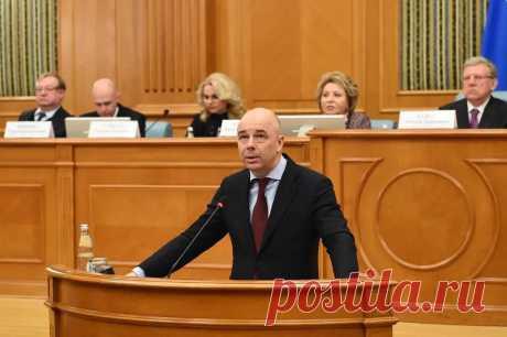 Министр финансов РФ: Беларусь почти ничего не получит из кредита ЕФСР