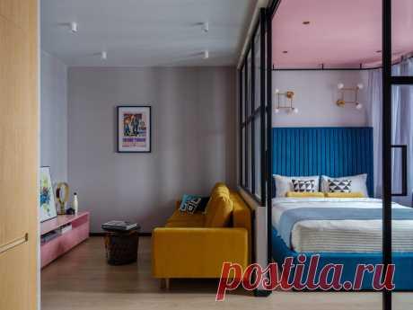 Дизайн узкой спальни: 17 примеров оформления | AD Magazine
