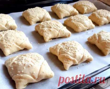Самые Нежные и Вкусные! Без Дрожжей! Пирожки с Мясом на Сметанном Тесте! | Вкусная идея | Яндекс Дзен