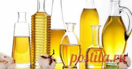 Какое масло больше всего вредит здоровью Растительное масло давно ипрочно заняло свое место нанаших кухнях.