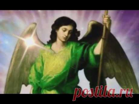 Angeloterapiya: gentle curative sounding of codes of the Archangel Rafail (Archangel Raphael)