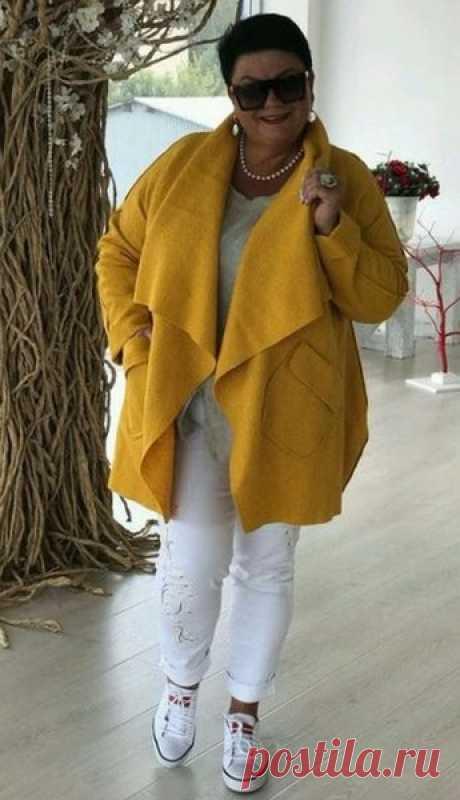 БОХО на осень в больших размерах (Мода и стиль) — Журнал Вдохновение Рукодельницы