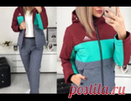 Зимний спортивный костюм Adidas 0017 Подобрать размерДоставка и оплата