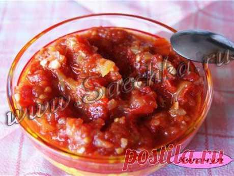 Рецепт кетчупа   рецепты на Saechka.Ru
