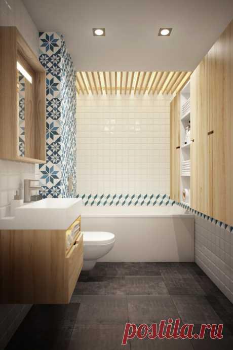 Функциональная квартира-студия для молодой пары — Интерьер и Декор