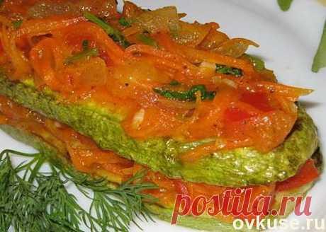 Закуска «Кабачковые язычки» - Простые рецепты Овкусе.ру