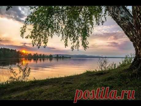 Вечер обходит владения свои 💢 Стихи Лидии Тагановой под красивую музыку