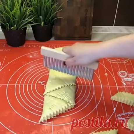 Рецепт печенья ,который проучится даже у ребёнка