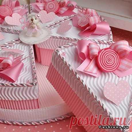 Давайте приготовим торт!
