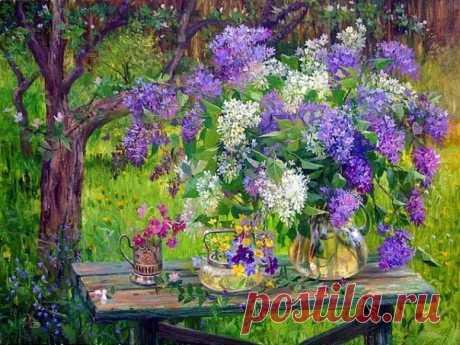 Живите с запахом мечты, Любовь в сердцах своих найдите. Вокруг так много красоты, Мечтайте, радуйтесь, творите...