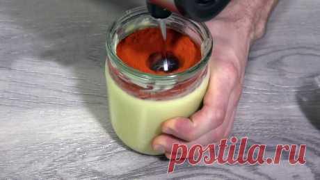 Домашний майонез за пару минут с секретным ингредиентом | Мастер Сергеич | Яндекс Дзен