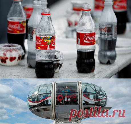 Как Coca-Cola поощряет переработку мусора - Экологический дайджест FacePla.net