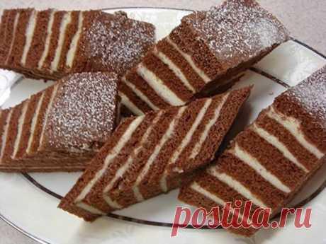 Торт «Nutella» Торт «Nutella»