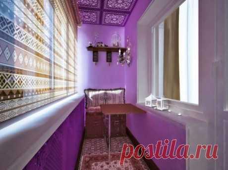 Супер-идеи преображения балкона / Домоседы