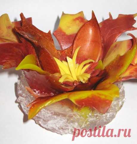 """Мыльный букет """"Осень"""" - Ярмарка Мастеров - ручная работа, handmade"""