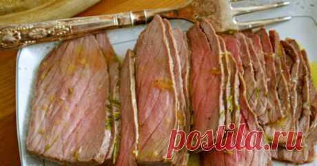 Запекаем мясо в духовке | Делимся советами