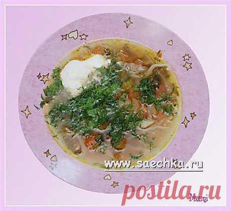 Щи с сельдереем и томатами | Saechka.Ru - рецепты с фото