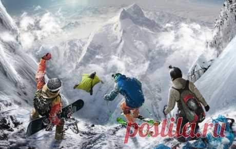 Экстремальные виды спорта — сбор пазла — Пазлы онлайн
