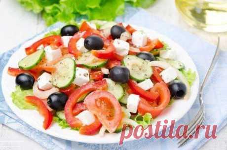 5 изысканных салатов на праздничный стол