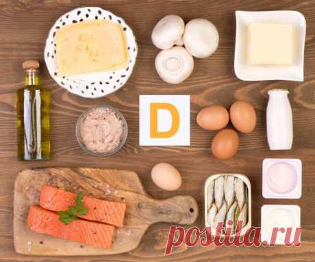 8 продуктов обеспечат вас витамином D лучше солнца: важность витамина D.